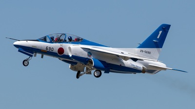 26-5690 - Kawasaki T-4 - Japan - Air Self Defence Force (JASDF)