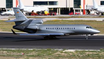 D-APLC - Dassault Falcon 7X - ACM Air Charter