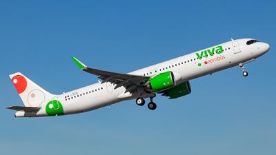 D-AYAG - Airbus A321-271NX - VivaAerobus