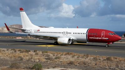A picture of EIFJN - Boeing 7378JP - [41152] - © Fernando Roca