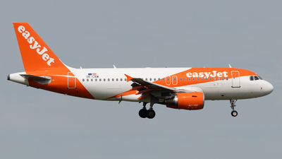 OE-LKM - Airbus A319-111 - easyJet Europe