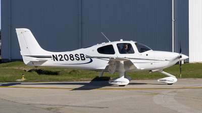 N208SB - Cirrus SR22 - Private