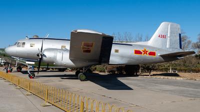 4202 - Ilyushin IL-14P - China - Air Force