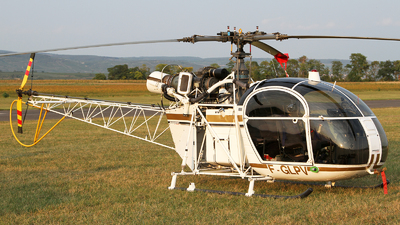 F-GLPV - Aérospatiale AS 313B Alouette II - Private