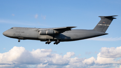 87-0028 - Lockheed C-5M Super Galaxy - United States - US Air Force (USAF)