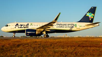 A picture of PRYRB - Airbus A320251N - Azul Linhas Aereas - © Mike Sierra Oscar
