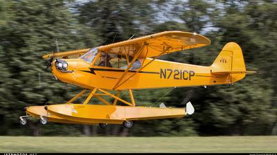 A picture of N721CP - American Legend Classic Cub - [AL1161] - © HA-KLS