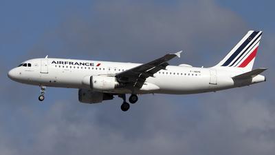 F-HEPE - Airbus A320-214 - Air France