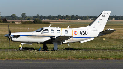 159 - Socata TBM-700 - France - Army