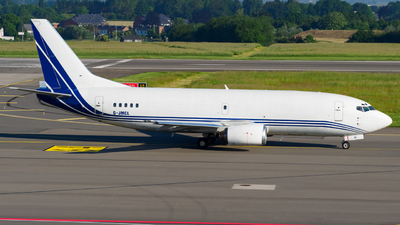 G-JMCL - Boeing 737-322(SF) - West Atlantic Airlines