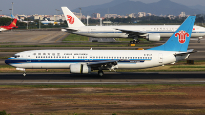 B-5147 - Boeing 737-81B - China Southern Airlines