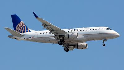 N638RW - Embraer 170-100SE - United Express (Shuttle America)