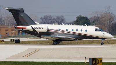 N430FX - Embraer EMB-545 Praetor 500 - Flexjet