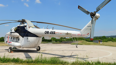 OM-AVA - Mil Mi-8MTV Hip - Private