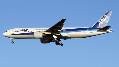 JA706A - Boeing 777-281 - All Nippon Airways (ANA)