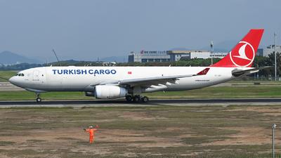 TC-JDO - Airbus A330-243F - Turkish Airlines Cargo