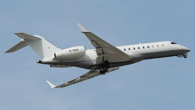 M-INER - Bombardier BD-700-1A10 Global 6000 - Private
