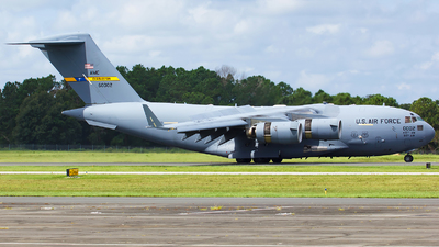 96-0002 - Boeing C-17A Globemaster III - United States - US Air Force (USAF)