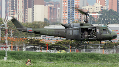 EJC5401 - Bell UH-1H Iroquois - Colombia - Army
