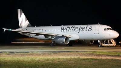 PR-WTB - Airbus A320-214 - Whitejets Transportes Aéreos
