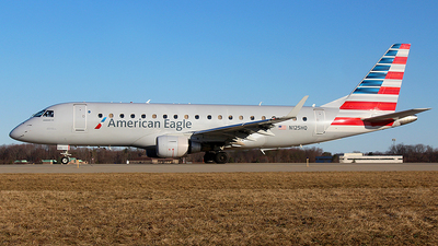 A picture of N125HQ - Embraer E175LR - American Airlines - © Chrisjake