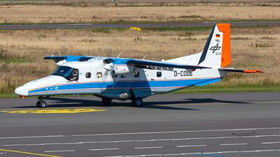 D-CODE - Dornier Do-228-101 - Germany - DLR Flugbetriebe