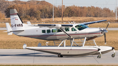 C-FHRB - Cessna 208 Caravan - Private