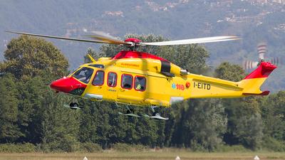 I-EITD - Agusta-Bell AB-139 - Inaer