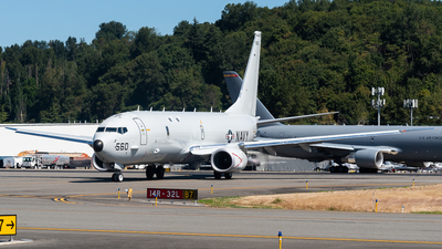 169560 - Boeing P-8A Poseidon - United States - US Navy (USN)