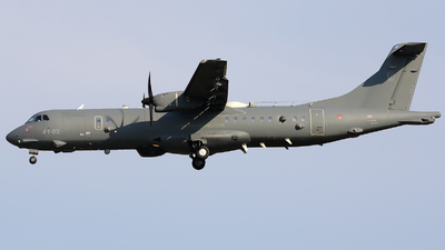 MM62298 - ATR 72-212A(600MP) - Italy - Air Force