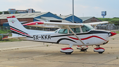 5X-KKK - Cessna 172 Skyhawk - Private