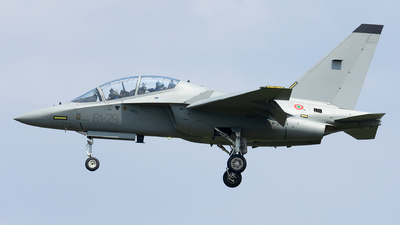 MT55231 - Alenia Aermacchi T-346A - Italy - Air Force