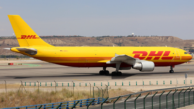 D-AEAJ - Airbus A300B4-622R(F) - DHL (European Air Transport)