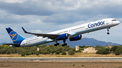 A picture of DABOI - Boeing 757330 - Condor - © Aitor Martinez Nieves