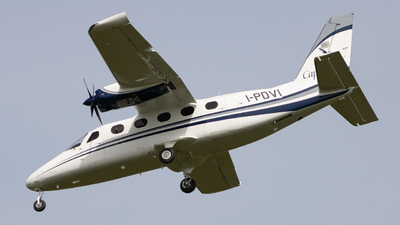 I-PDVI - Tecnam P2012 Traveller - Cape Air