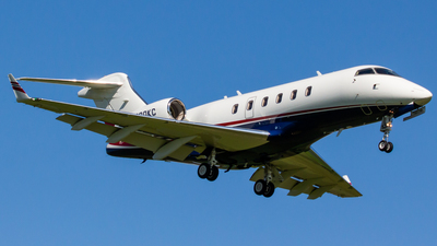 N300KC - Bombardier BD-100-1A10 Challenger 300 - Private