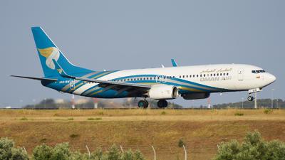 A4O-BW - Boeing 737-81M - Oman Air