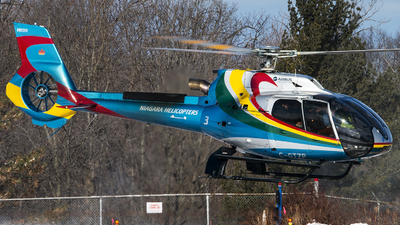 A picture of CGTZP - Airbus Helicopters H130 - [8043] - © Bradley Bygrave