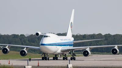 A picture of CGTFF - Boeing 747SPB5 - [22484] - © Mark Brandon