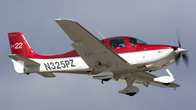 N325PZ - Cirrus SR22-GTS G3 - Private