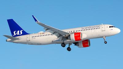 EI-SIA - Airbus A320-251N - SAS Ireland