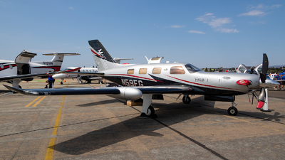 N59FG - Piper PA-46-M600 SLS - Private