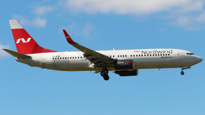 VP-BOW - Boeing 737-8Q8 - Nordwind Airlines