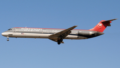 N768NC - McDonnell Douglas DC-9-51 - Northwest Airlines