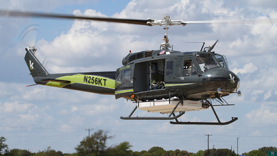 N256KT - Bell UH-1H Iroquois - Private