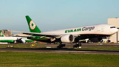 B-16782 - Boeing 777-F5E - Eva Air Cargo