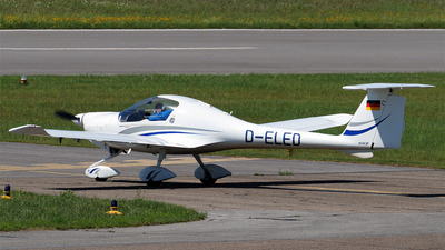 D-ELED - Diamond Aircraft DV-20A Katana - Private