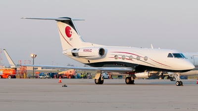 N300JZ - Gulfstream G-III - Private