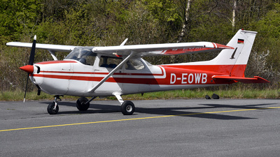 D-EOWB - Reims-Cessna F172P Skyhawk II - Private