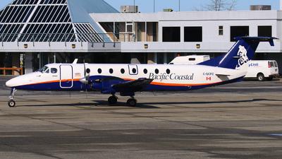 C-GCPZ - Beechcraft 1900C - Pacific Coastal Airlines